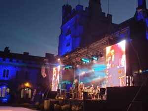 Tommy Fleming at A Summer's Evening On The Quady