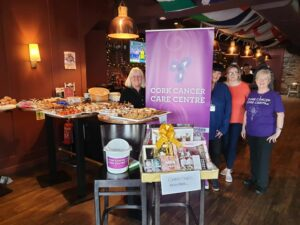 Coffee Morning in Paddy The Farmers pub
